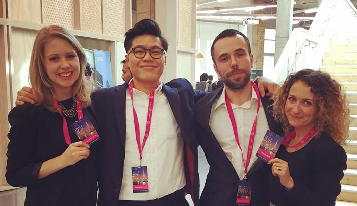 Master students runners up in Hult Prize competition - Stockholm