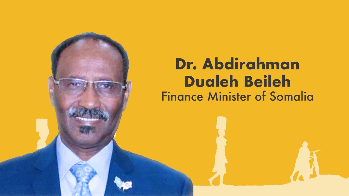 Image of Dr. Abdirahman Dualeh Beileh