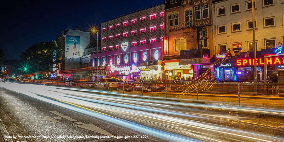 Hamburg prostitution Red Light