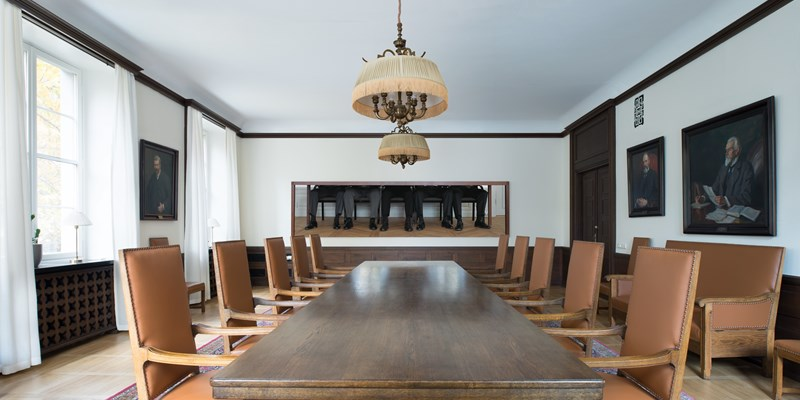 Picture of the Board Room